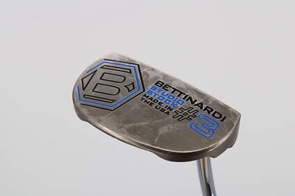 Bettinardi Studio Stock 3 Putter Steel Right Handed 34.0in