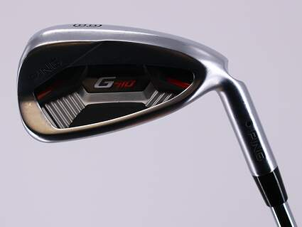 Ping G410 Single Iron 8 Iron AWT 2.0 Steel Stiff Right Handed Black Dot 36.75in