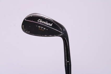Cleveland 588 RTX 2.0 Black Satin Wedge Sand SW 54° True Temper Dynamic Gold Steel Wedge Flex Right Handed 35.5in