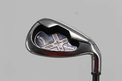 Callaway X-18 Pro Series Wedge Pitching Wedge PW Callaway RCH 75i Graphite Stiff Right Handed 35.5in