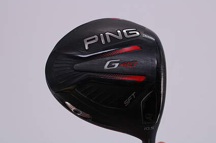 Ping G410 SF Tec Driver 10.5° Ping TFC 80D Graphite Senior Right Handed 45.75in