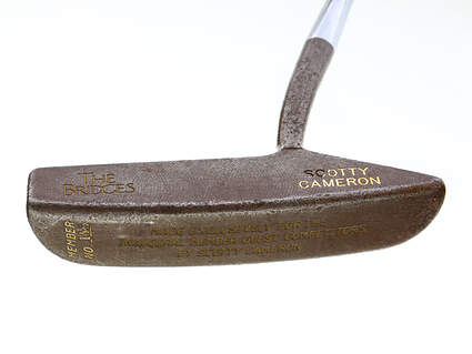 Titleist Scotty Cameron Oil Can Coronado 2 Putter Steel Right Handed 35.0in
