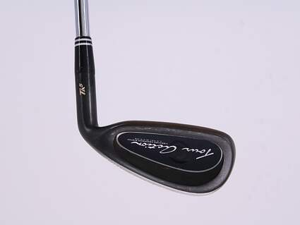 Cleveland TA5 Gunmetal Single Iron Pitching Wedge PW True Temper Steel Wedge Flex Right Handed 35.5in