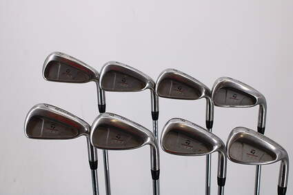 TaylorMade 200 Steel Iron Set 3-PW Stock Steel Shaft Steel Stiff Right Handed 38.0in
