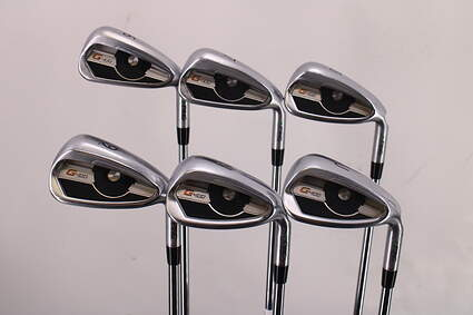 Ping G400 Iron Set 6-PW GW Ping AWT Steel Regular Right Handed Green Dot 37.5in