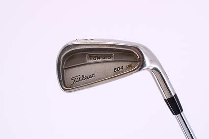 Titleist 804.OS Single Iron 6 Iron Nippon NS Pro 750GH Steel Regular Right Handed 37.0in