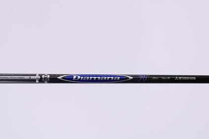 Used W/ Adapter Mitsubishi Rayon Diamana S+ Limited Edition Fairway Shaft Regular 42.0in