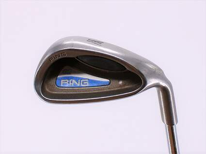 Ping G2 Single Iron Pitching Wedge PW True Temper Steel Wedge Flex Right Handed White Dot 36.5in