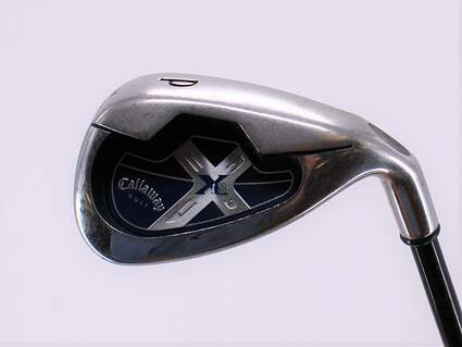 Callaway X-18 Single Iron Pitching Wedge PW Callaway Stock Graphite Graphite Stiff Right Handed 35.25in