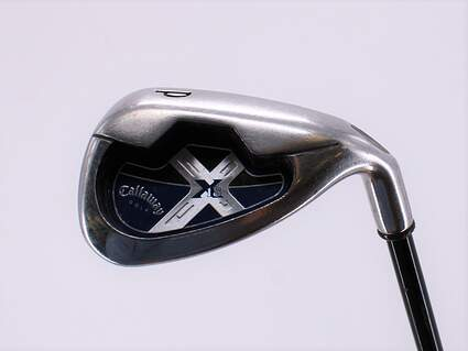 Callaway X-18 Single Iron Pitching Wedge PW Callaway Stock Graphite Graphite Stiff Right Handed 35.5in