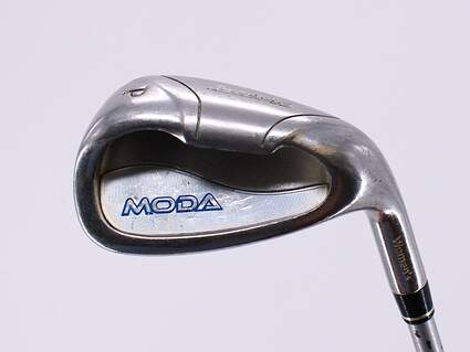 Tour Edge Moda Silk Single Iron Pitching Wedge PW Stock Graphite Shaft Graphite Ladies Right Handed 34.0in