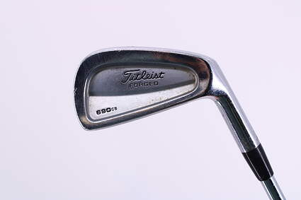 Titleist 690 CB Forged Single Iron 6 Iron Rifle 5.5 Steel Regular Right Handed 36.75in