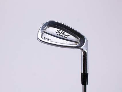 Titleist 690 CB Forged Single Iron 9 Iron Project X Rifle 5.5 Steel Regular Right Handed 35.5in