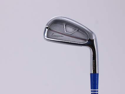 Nike Victory Red Split Cavity Single Iron 4 Iron True Temper Tour Concept Steel Stiff Right Handed 39.25in
