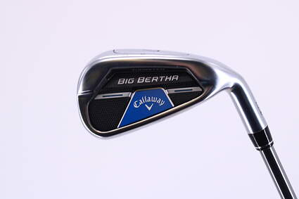 Mint Callaway Big Bertha B21 Single Iron 7 Iron Callaway RCH 65i Graphite Senior Right Handed 37.0in