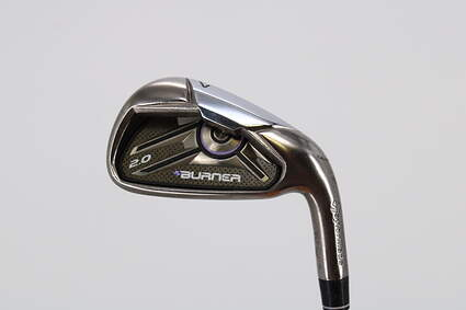TaylorMade Burner 2.0 Single Iron 7 Iron TM Superfast 55 Graphite Ladies Right Handed 36.25in