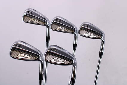 Titleist AP2 Iron Set 6-PW Project X 5.5 Steel Regular Right Handed 38.25in