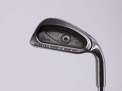 Ping Eye 2 Single Iron 3 Iron Stock Steel Shaft Steel Stiff Right Handed Black Dot 38.5in