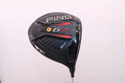 Ping G410 SF Tec Driver 10.5° Ping Tour 75 Graphite X-Stiff Right Handed 45.0in