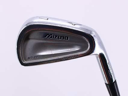 Mizuno MP 57 Single Iron 7 Iron True Temper Dynamic Gold S300 Steel Stiff Right Handed 38.0in