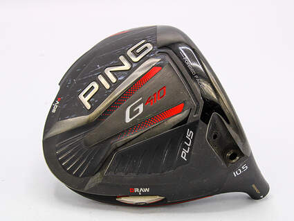 Ping G410 Plus Driver 10.5° Right Handed HEAD ONLY (NO SCREW)
