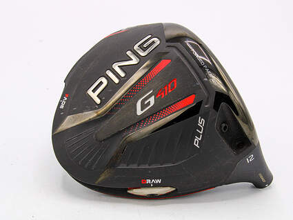 Ping G410 Plus Driver 12° Right Handed HEAD ONLY (NO SCREW)