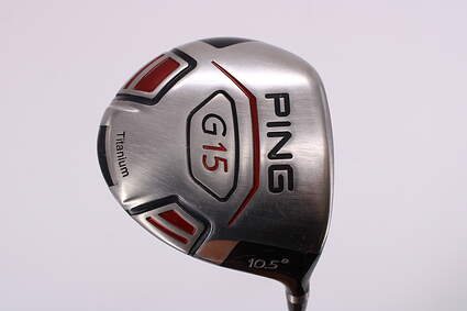 Ping G15 Driver 10.5° Ping TFC 149D Graphite Stiff Right Handed 45.75in