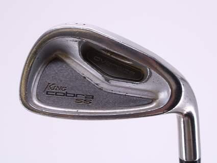 Cobra SS Oversize Single Iron 6 Iron Aldila HM40 Graphite Regular Right Handed 37.75in