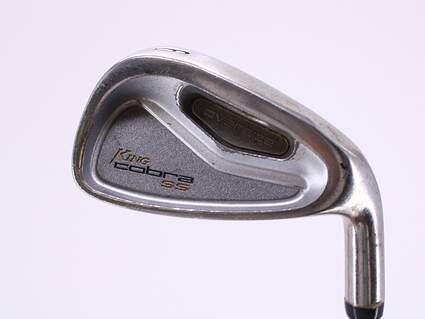 Cobra SS Oversize Single Iron 6 Iron Swing Science Graphite Regular Right Handed 37.5in
