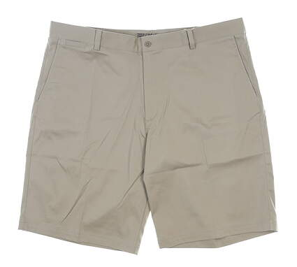 New Mens Nike Golf Shorts 42 Khaki MSRP $68 639798-235