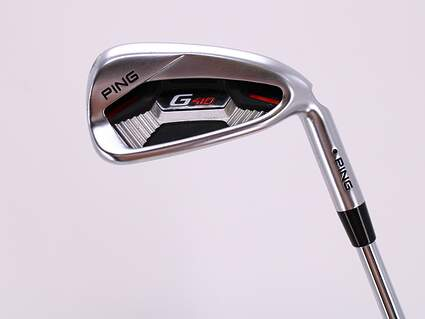 Ping G410 Single Iron 7 Iron AWT 2.0 Steel Stiff Right Handed Black Dot 37.25in