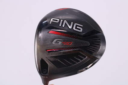 Ping G410 SF Tec Driver 10.5° ALTA CB 55 Red Graphite Regular Left Handed 44.75in