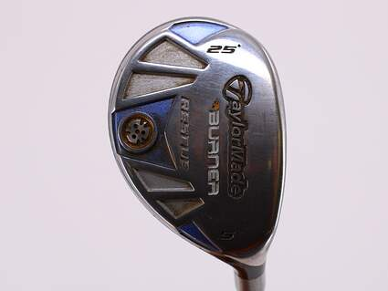 TaylorMade Burner Rescue Hybrid 5 Hybrid 25° TM Reax 50 Graphite Ladies Right Handed 38.5in