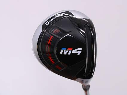 TaylorMade M4 Fairway Wood 3 Wood HL 16.5° Mitsubishi Tensei CK 50 Red Graphite Senior Right Handed 42.75in