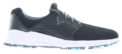 New Mens Golf Shoe Callaway Imperial 10 Black MSRP $120 CG123BK