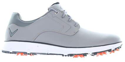 New Mens Golf Shoe Callaway La Jolla 10 Gray MSRP $120 CG205GR