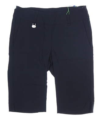 New Womens Daily Sports Golf Shorts 12 Black MSRP $99