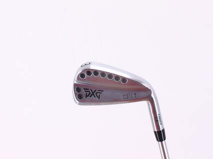 PXG 0311 T GEN2 Chrome Single Iron 3 Iron FST KBS Tour C-Taper Lite Steel X-Stiff Right Handed 39.5in