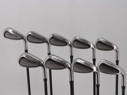 TaylorMade Supersteel Iron Set 3-PW SW TM S-90 Graphite Stiff Right Handed 38.0in