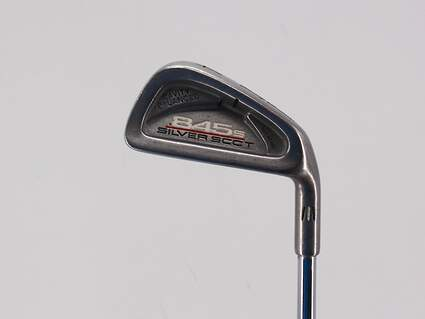 Tommy Armour 845S Silver Scot Single Iron 4 Iron 24° Stock Steel Shaft Steel Stiff Right Handed 38.25in