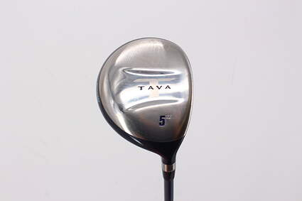 Mizuno Tava 2006 Fairway Wood 5 Wood 5W 22° Stock Graphite Shaft Graphite Ladies Right Handed 40.25in