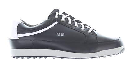 New Mens Golf Shoe Footjoy My Joys Extra Wide 11.5 Black MSRP $200 54271