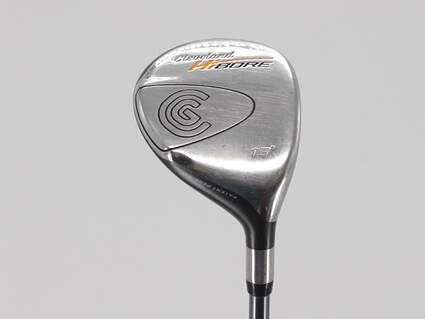 Cleveland Hibore Fairway Wood 5 Wood HL 19° Cleveland Fujikura Fit-On Gold Graphite Senior Right Handed 43.0in