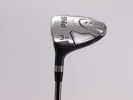 Ping G20 Fairway Wood 3 Wood 3W 15° Ping TFC 169F Graphite Regular Left Handed 42.0in