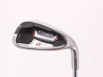 Ping G20 Wedge Gap GW 50° Ping CFS Steel Regular Right Handed Silver Dot 36.5in
