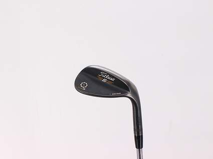 Titleist Vokey SM5 Raw Black Wedge Lob LW 58° 7 Deg Bounce S Grind Project X Pxi 6.0 Steel Stiff Right Handed 34.5in