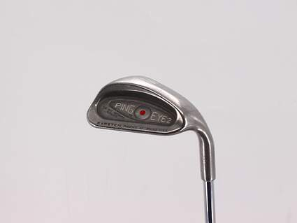 Ping Eye 2 Single Iron Pitching Wedge PW Ping ZZ Lite Steel Stiff Right Handed Red dot 35.0in