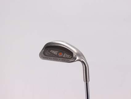 Ping Eye 2 Single Iron Pitching Wedge PW Ping ZZ Lite Steel Stiff Right Handed Orange Dot 35.25in