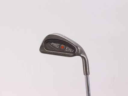 Ping Eye 2 Single Iron 3 Iron Ping ZZ Lite Steel Stiff Right Handed Orange Dot 38.5in