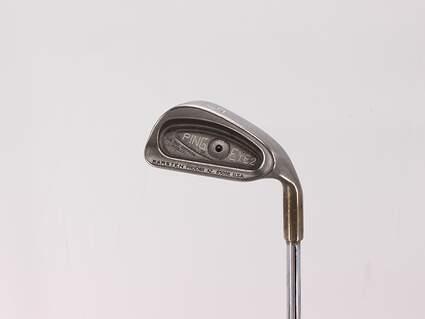 Ping Eye 2 Single Iron 5 Iron True Temper Dynamic Gold S300 Steel Stiff Right Handed Black Dot 37.75in